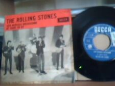 VENDS 45T  THE ROLLING STONES