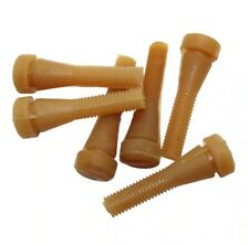 50 Pcs Poultry Feather Plucking Remover Tool Chicken Plucker Finger