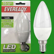 Ampoules LED EVEREADY forme bougie pour la maison