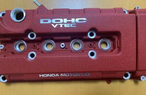 HONDA OEM Genuine Type R RED Valve Cover CIVIC EK9 INTEGRA DC2 12310-P73-A00