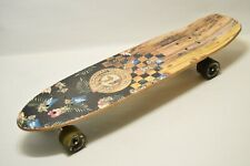 Kryptonics Skateboard Wooden Board Lightly Used Clean Nice 60mm Wheels Original