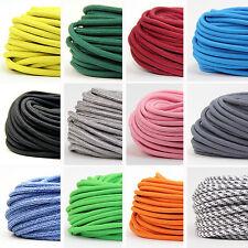 Textil-Kabel Stoffkabel 3 adrig Pendelleitung Stromkabel Elektrokabel sehr weich