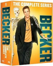 Becker . The Complete Series . Season 1 2 3 4 5 6 . Ted Danson . 12 DVD . NEU