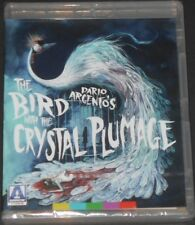 DARIO ARGENTO'S the bird with the crystal plumage USA BLU-RAY new sealed ARROW