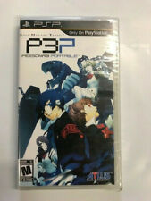Shin Megami Tensei: Persona 3 Portable PSP NEW!