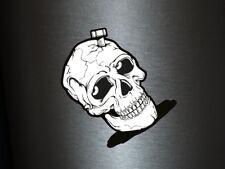 1 x Aufkleber Skull 035 Totenkopf Schädel Sensenmann Death Bones Sticker Tuning