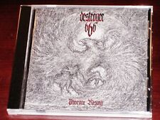Destroyer 666: Phoenix Rising CD 2012 Remaster SAISON DE BRUME USA Som 032r NEUF