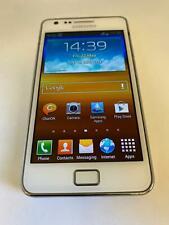 Samsung Galaxy S II GT-I9100 - 16GB - Ceramic White (Unlocked) Smartphone