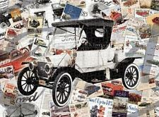 Jigsaw puzzle Car Ford Model T Heritage 1000 piece NEW