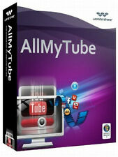 Wondershare AllMyTube WIN lifetime dt.Vollversion ESD Download nur 19,99 !