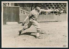 1923 WALTER MAILS Oakland PCL Vintage Baseball Photo