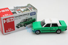 Takara Tomica Tomy TOYOTA CROWN Comfort HK NT Taxi 1/63 Diecast Toy Car Japan