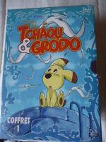 // NEUF  Tchaou et Grodo coffret 1 (20 épisodes) 6 DVD NEUF DESSINS ANIMES CHIEN