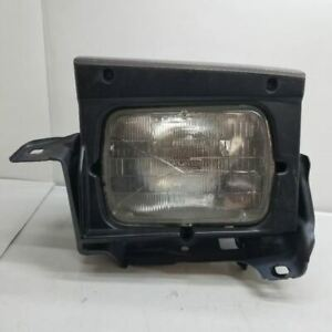 Driver Left Headlight Fits 86-89 ACCORD 2427