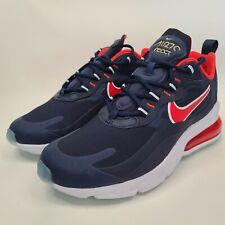 Nike Air Max 270 React Navy Blue Red White CT1280-400 men's & boys 7/women's 8.5