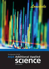 Lonsdale GCSE Revision Plus - AQA Additional Applied Science: Revision and Class