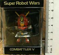 Banpresto 1999 Super Robot Wars Action Compact Chogokin Figure Combattler V
