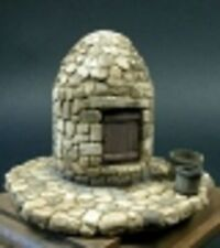 1/35 Scale Round well closed (5 parts) - Diorama accessory