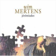 WIM MERTENS - J'R'MIADES NEW CD