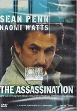 Dvd video **THE ASSASSINATION** con Sean Penn Naomi Watts  nuovo 2005