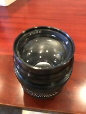 Black Jupiter 9 F2 85mm Lens Portrait M39 Leica Sonnar Zeiss Bokeh USA Shipped!!