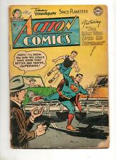 Action Comics #192 1954 SUPERMAN! Mortimer, H Boltinoff Art! Good+ 2.5 Complete!