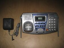 Panasonic Kx-Tg2730S 2.4 Ghz Single Line Cordless Phone Main Base