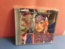 Native Peoples Magazine Presents: Music of the People Vol. 1 (CD, 2011; Native)