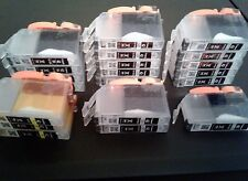 Canon Genuine CLI-42 Empty Ink Cartridges 30 Total Fresh Never Refilled