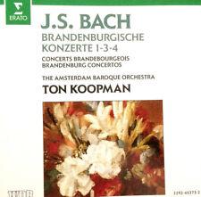 Bach Brandenburg Concertos 1-3-4 Amsterdam Baroque Ton Koopman