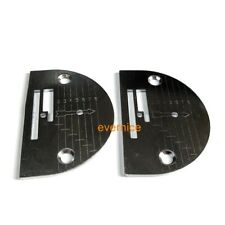 2 Needle Throat Plate For Singer Class 15, 15-91, 201 Sewing Machines #125319LG
