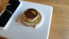 More details for estee lauder teacup compact solid perfume -
