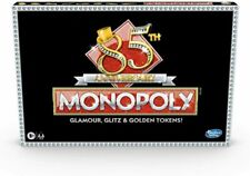 Hasbro Monopoly 85th Anniversary Edition Family Board Game New