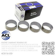 ACL CAM BEARINGS STD SIZE 6 CYL 173 & 202 MOTOR [HOLDEN VB-VC-VH-VK COMMODORE]