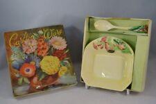 Butter Dish Carlton Ware Porcelain & China