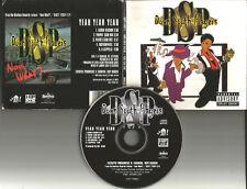 Dsp DOWN SOUTH PLAYERS Yeah 5TRX MIXES & INSTRUMENTAL & ACAPELLA CD single 1998