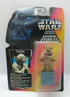 Kenner Star Wars YODA Jedi With Trainer Backpack And Gimer Stick - SEALED