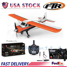 XK DHC-2 A600 5CH 2.4G 3D6G System Brushless Motor RC Plane Airplane US STOCK