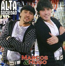 Marcos y Hugo - Alta Sociedad [New CD]