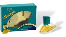"Gabriela sabatini - ""Cascaya"" perfume miniatura frasco EDT con box y pin"