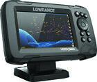 "Lowrance 0001550-3001 Hook Reveal 5X Fishfinder 5"" SplitShot Downscan Transducer"