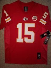 (2019-2020) Kansas City Chiefs PATRICK MAHOMES Jersey YOUTH KIDS BOYS (L-LARGE)