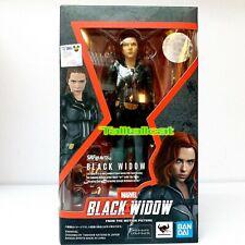 Marvel X BANDAI S.H.Figuarts Movie Black Widow ( BLACK WIDOW ) Action Figure