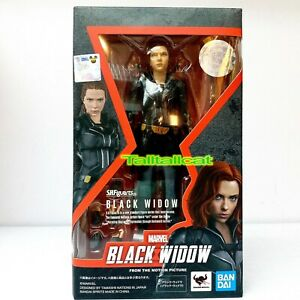 Marvel X BANDAI S.H.Figuarts Movie Black Widow ( BLACK WIDOW ) Action Figure