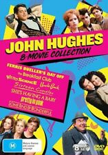 John Hughes Limited Edition   Collection 8 Movie Pack - DVD Region 4 Ship