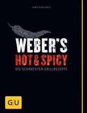 GU Ratgeber: WEBER'S HOT & SPICY ►►►ungelesen ° von Jamie Purviance ° Grillbibel