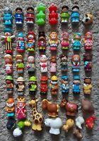 ELC Happyland Figure Bundle x46, People, Animals, Wedding, Fairies, Space, Clown