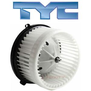 for Chevy Equinox 2006-2017 TYC HVAC Blower Motor
