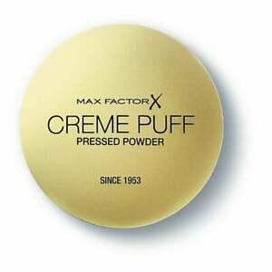 MAX FACTOR CREME PUFF COMPACT FACE POWDER - 13 - NEW & SEALED - FREE P&P - UK