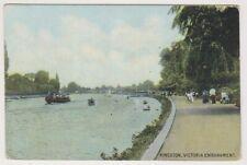 London Postkarte - Kingston, Victoria Embankment (A1564)